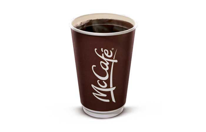 McDonald's to start offering McCafé on WestJet