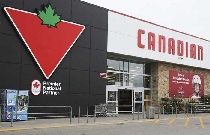 Canadian Tire launches Triangle Rewards