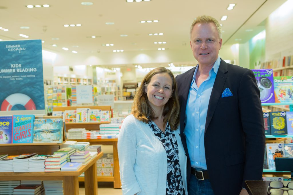 Attract author Andris Pone and Louise Taylor of Home Trust and Oaken Financial