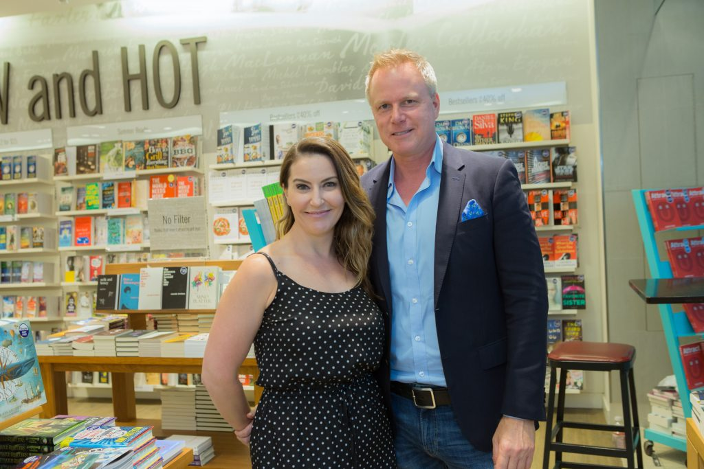Attract author Andris Pone with Kelly MacDonald of Aon