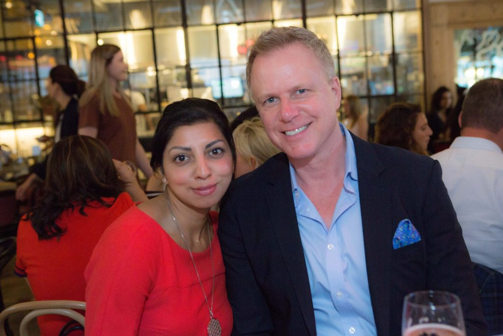 Attract author Andris Pone with Lisa Patel, the Property Princess
